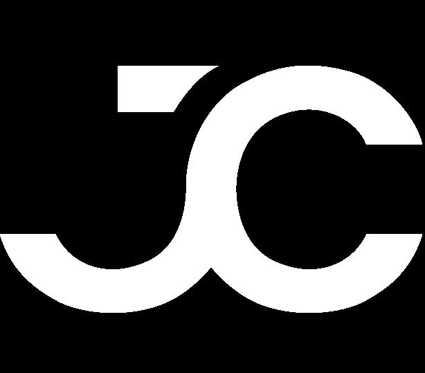 logo white JC web tech