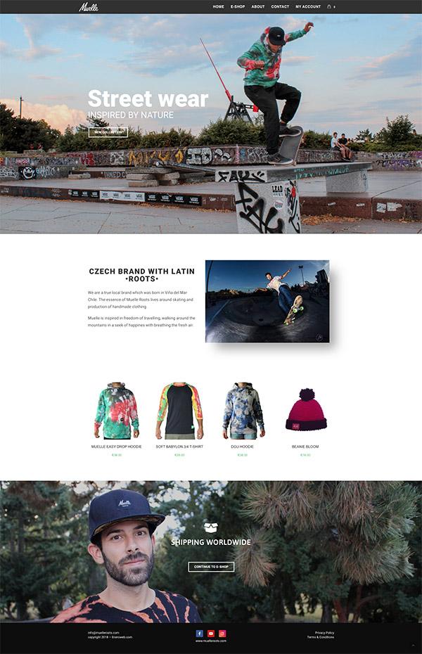Tvorba-webu-praha-eshop-landing page