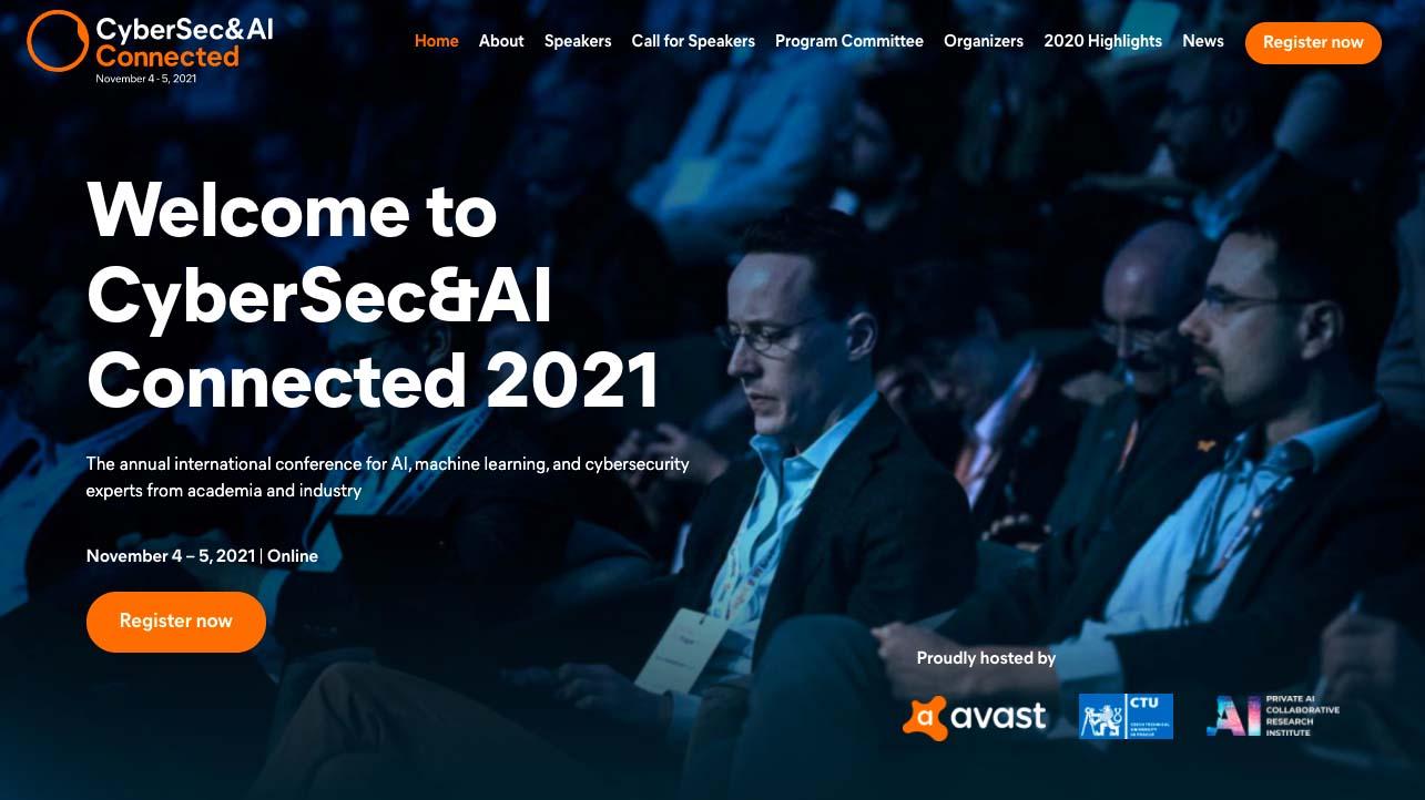 avast event online conference design